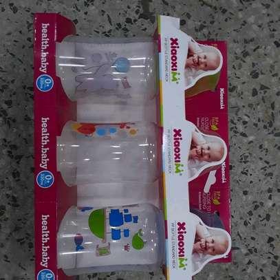 3pc baby feeding bottle/Munyonyi image 1