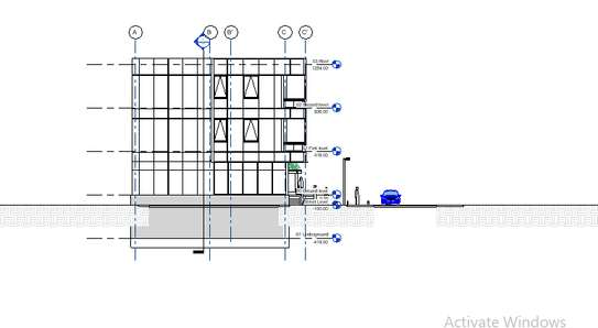 Office building plan image 8