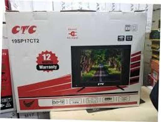 "Ctc 19"" Inch Digital TV image 1"