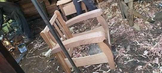 Open sofas(Solid mahogany) image 4