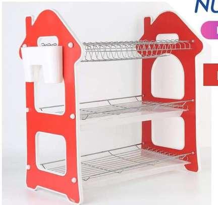 3 tier dish rack image 2