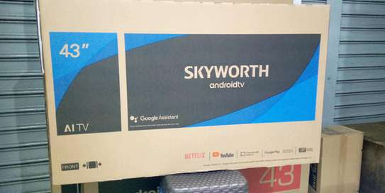 Skyworth Smart Android 43inch TV image 1