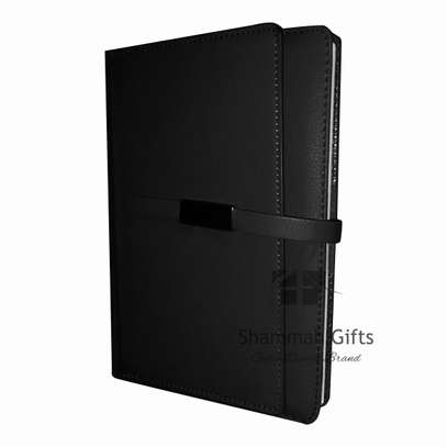 A5 Size Executive notebook book personalized with a name engraved image 2