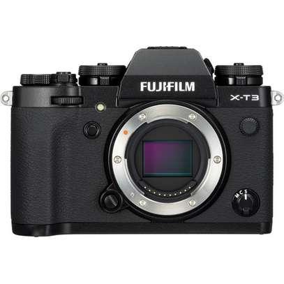 FUJIFILM X-T3 Mirrorless Digital Camera Body Only image 1