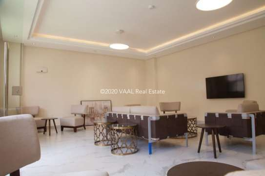 Furnished 1 bedroom apartment for rent in Kileleshwa image 6