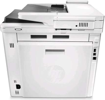 HP Color LaserJet Pro MFP M477fdw Print Copy Scan Fax Email Wireless Printer image 1