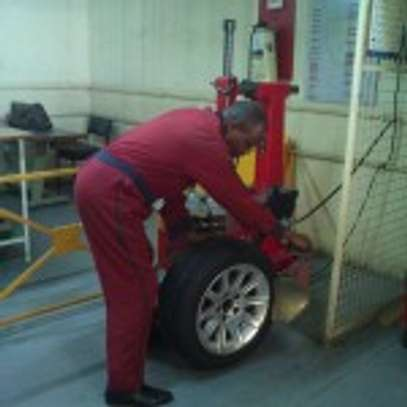 Wheel Balancing & Alignment image 1
