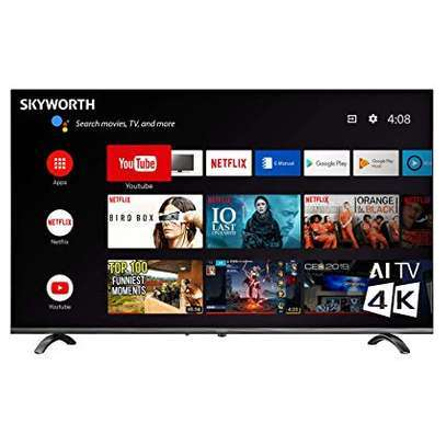 50 inches Skyworth digital smart android 4k tvs image 1
