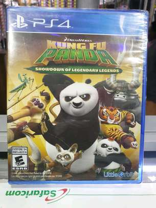 Kungfu Panda Ps4 Game