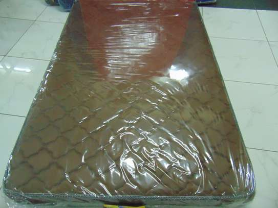 8 INCH EXTRA HIGH DENSITY QUILTED MATTRESS image 3