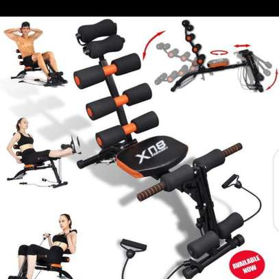 six pack care ABC Builder exercise workout machine image 1