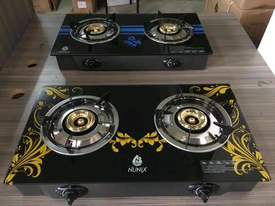 Table gass/2 burner table gass/gass cooker image 1