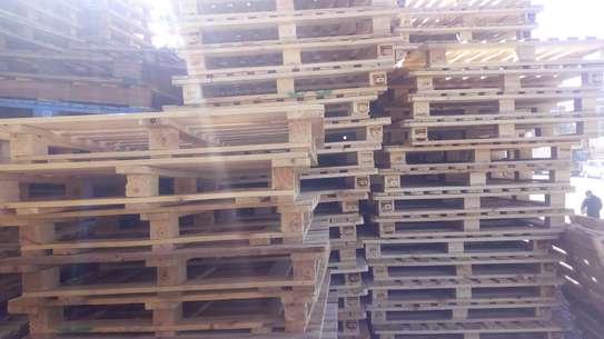 Wooden Pallets image 4