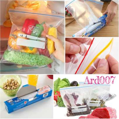 12pcs Box sealed Fridge bags image 1