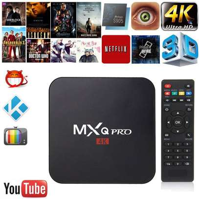 MXQ Pro 4K Android Smart TV Media Box for Movies, Series and Live TV image 8