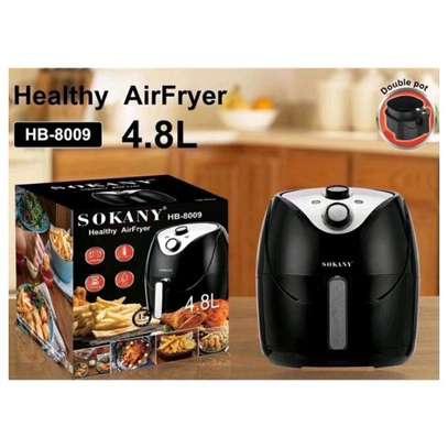 Sokany Airfryer Healthier Oil Free Fryer -Chip & Fries Maker image 1
