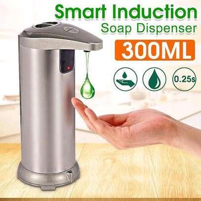 automatic soap dispenser image 1