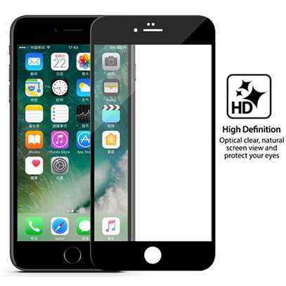 5D Full Coverage Tempered Glass Screen Protector for iPhone 6 and iPhone 6s image 3