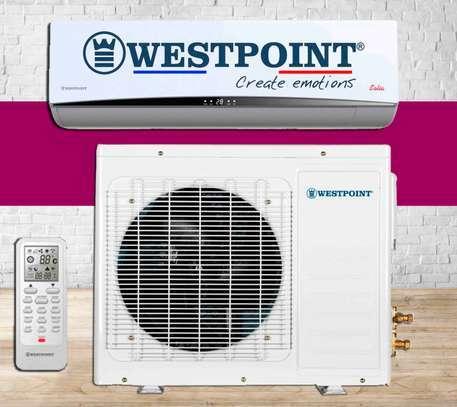 Westpoint Highwall Split Air Conditioner 12,000Btu/Hr image 2