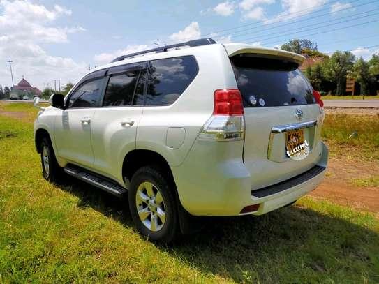 Toyota Prados J150 for Hire image 4