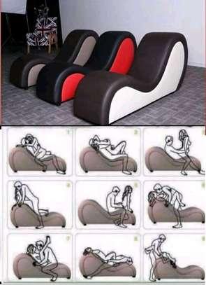 Modern Love Making Sofa image 1