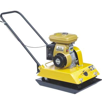 Plate Compactor Machine image 1