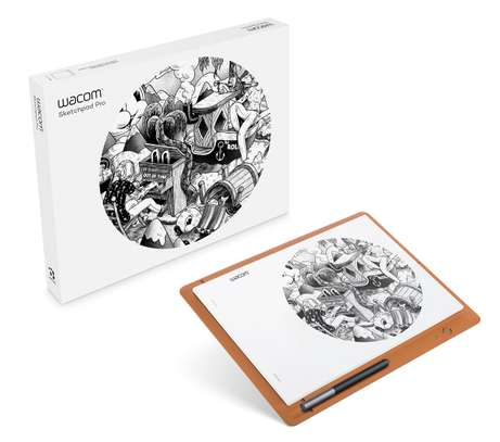 Wacom Sketchpad Pro Graphic TABLET image 1