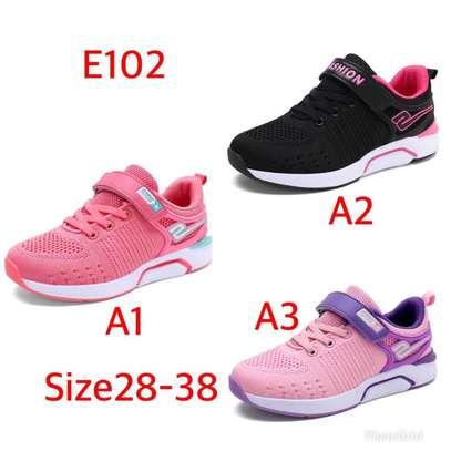 Unisex kids sneakers