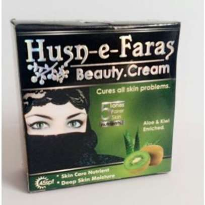 Husn-E-Faras Whitening Beauty Cream image 1