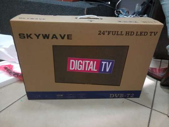 Skywave 24inches digital slim tv
