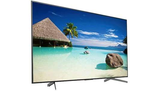 SONY 55 INCH 4K UHD HDR ANDROID SMART LED TV (2019 MODEL) image 1