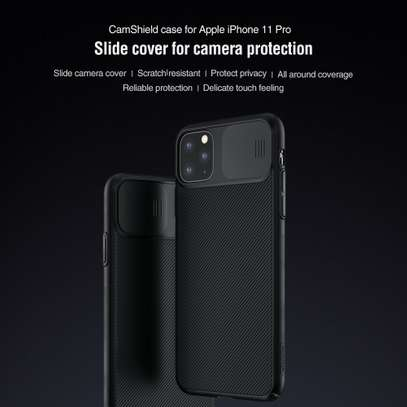 Nillkin Camshiled Cover Case for iPhone 11 Pro image 1