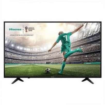Hisense A6100UW - 43'' Inch - 4K Ultra HD Smart TV - Black image 1