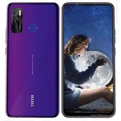 "Tecno Camon 15, 6.6"", 64GB + 4GB (Dual SIM), 48M AI Quad Camera - Purple image 2"