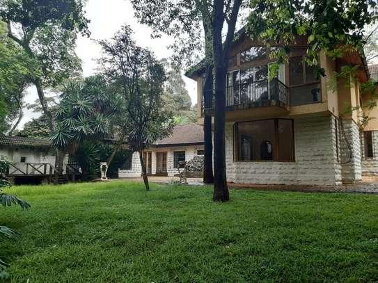 Furnished 6 bedroom house for rent in Karen image 1