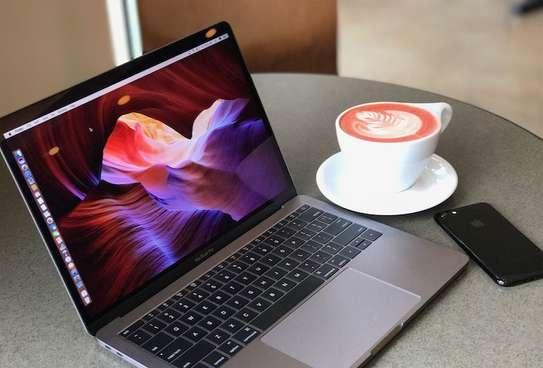 Latest Macbook pro 2017 with touch bar image 5