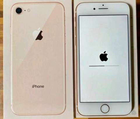 Apple Iphone 8  [ 256 Gigabytes ] With Charging Pad image 1