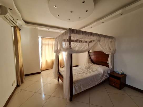 Furnished 3 bedroom apartment for rent in Nyali Area image 15