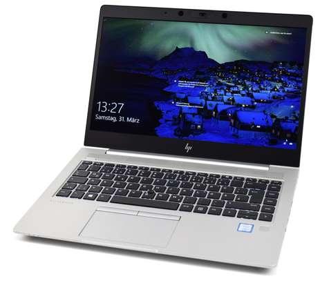 Hp EliteBook 840 G5 8th Generation Intel Core i5 Processor (Brand New) image 1