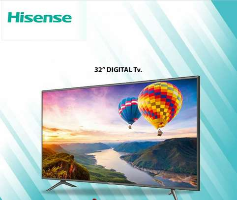 "Hisense 32"" Digital HD tv image 1"