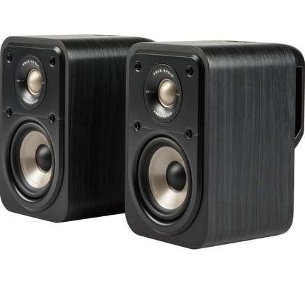 The NEW Polk Signature E Series 5-Piece High Resolution Hometheater Speaker Set image 3