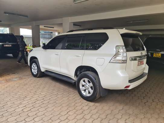 Toyota Prado for hire image 6