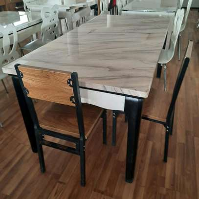 Marble Dining Table image 1