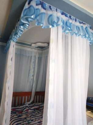 Custom Made Rail Shears Mosquito Nets image 8