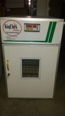Poultry Chicken Incubators Hatchery 264 Eggs Capacity Full Automatic