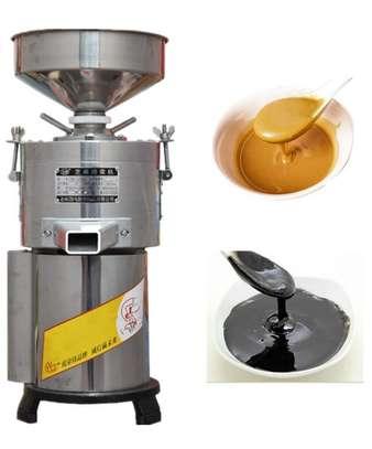 Commercial sauce processor, nut milling machine image 1