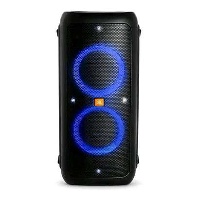 JBL PartyBox 300 Portable Bluetooth Party Speaker With Light Effects image 1