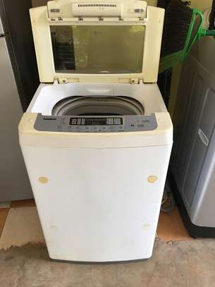 LG TurboDrum Washing Machine