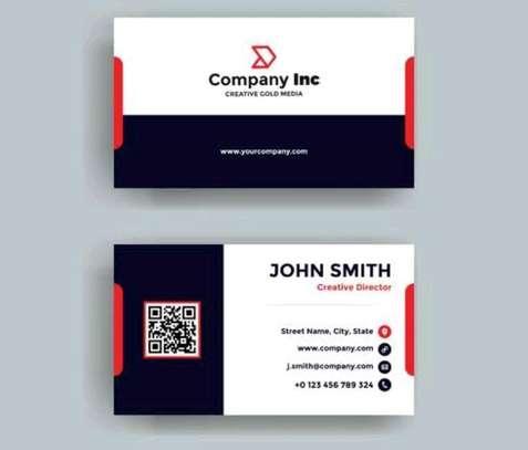 business card printing image 1