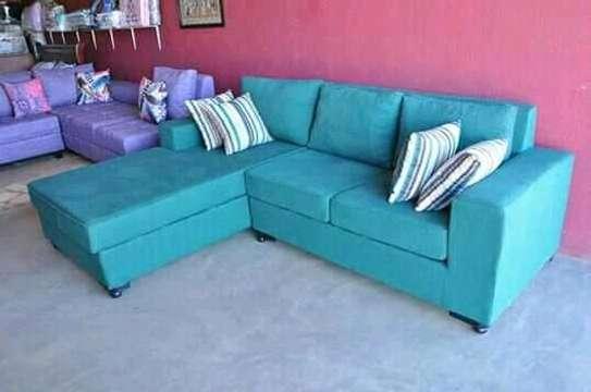 Stylish Contemporary Versatile L-Shaped 4 Seater Sofa image 1